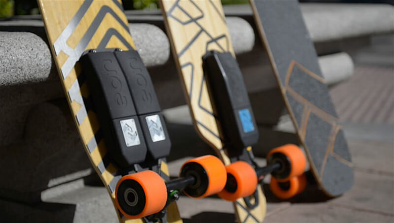 Forget About Walking Automate Your Old Skateboard Longboard With Eon