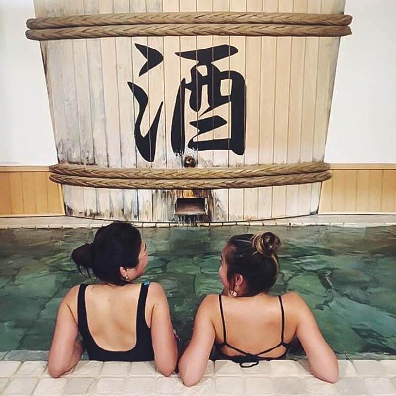 Know japan girls hot tubs with