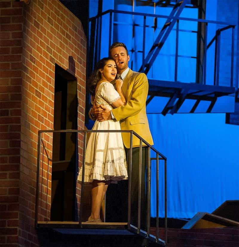 romeo juliet vs west side story Ith the production of west side story the musical stage recovers the  from the  story and character relationships of shakespeare's romeo and juliet, a lyrical, .