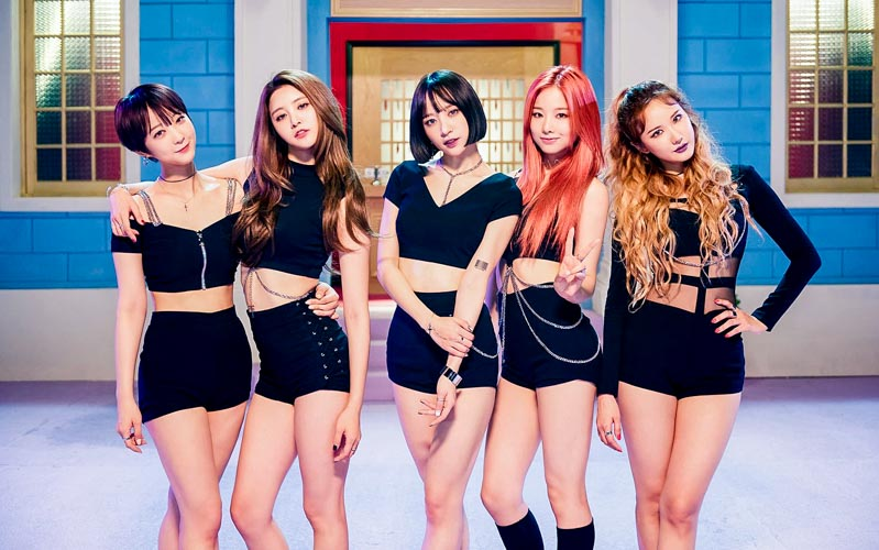 EXID Asia Tour In SG '17: Catch This K-Pop Girl Group's ...