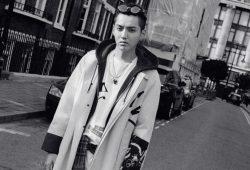 Kris Wu x Burberry 02 Online