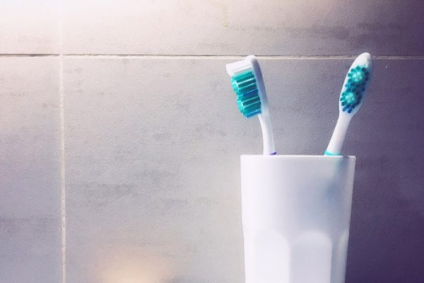 Reality of living with bae toothbrush