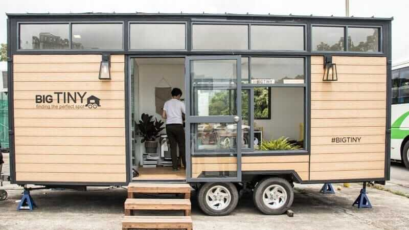 Explore design in singapore through unique trails attend for Design your own food truck online