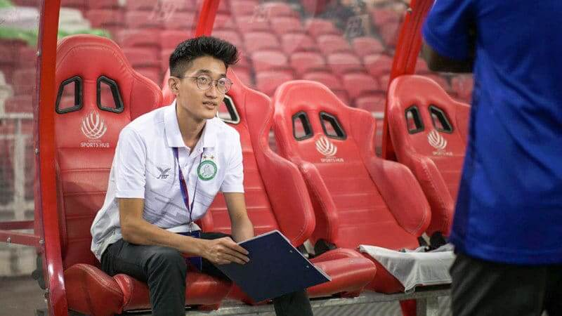Geylang International Football Club Manager