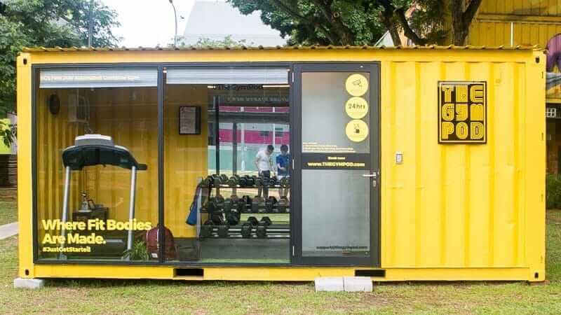 The Gym Pod-1