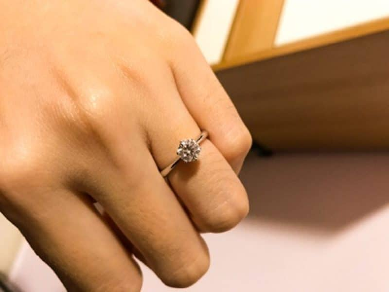 Felicia's Engagement Ring