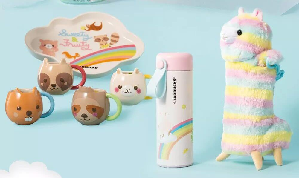 starbucks summer collection cups 1